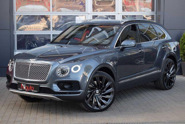 Bentley Bentayga V12 Автомобиль