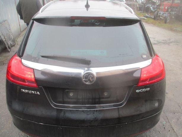 Opel Insignia Kombi zderzak tył tylny Z22C PDC czujniki kompletny