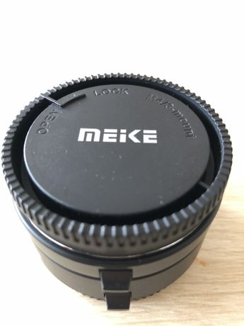 Pierścienie Meike 16mm i 10mm do macro dla mikro 4/3 olympus