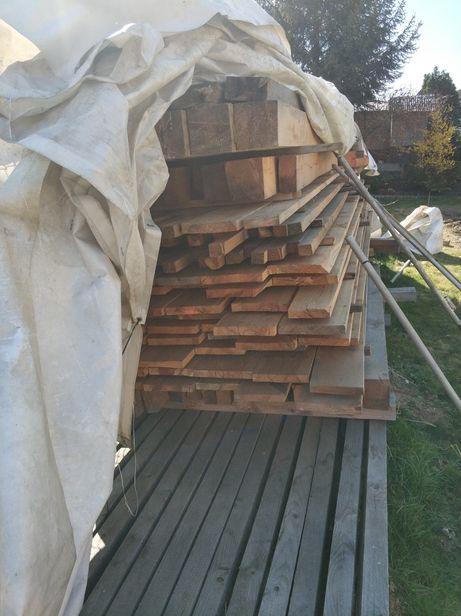 Drewno budowlane (drewno na wiatę )