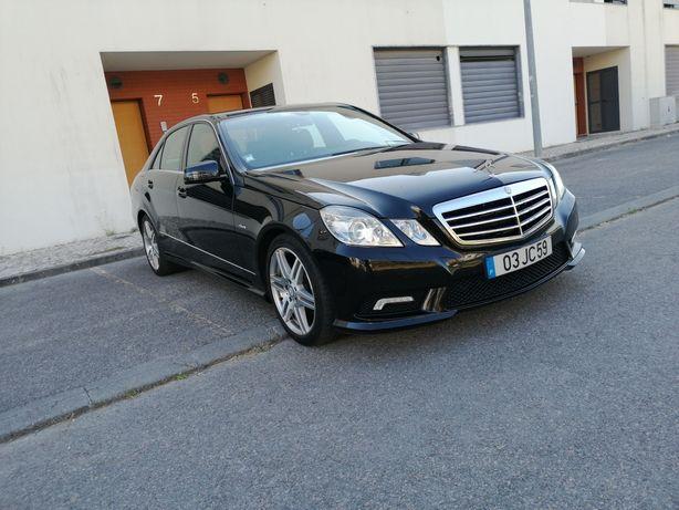 Mercedes E350 Amg Nacional