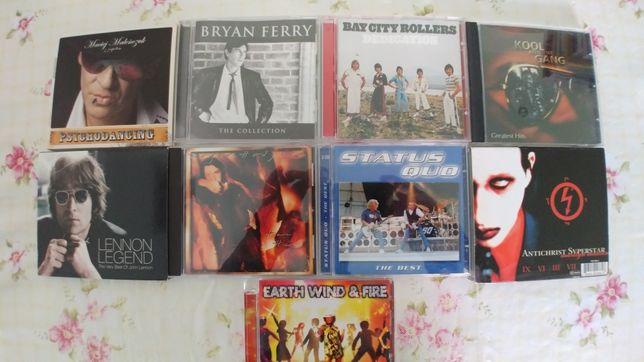 Płyty CD stan idealny