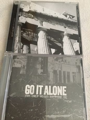 Go it alone (agnostic front bad religion neurosis )2 cd