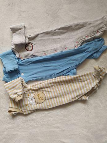 Pajacyki piżamki