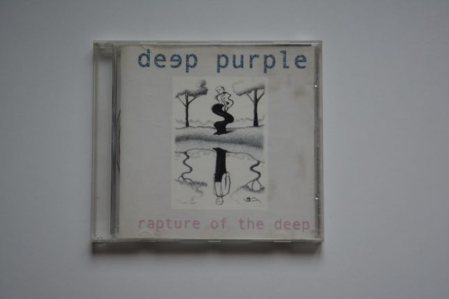 Продам диск Deep Purple - Rapture Of The Deep 2005