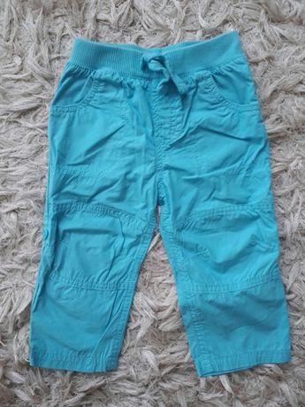 Spodnie/rybaczki F&F r. 80, 9-12 msc