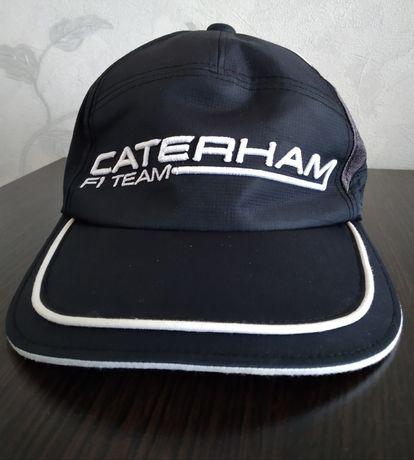 Бейсболка Caterham 2013 - Black Cap