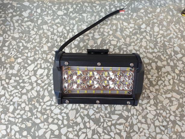 Авто-люстра LED 90W 13см/8см/6.5см
