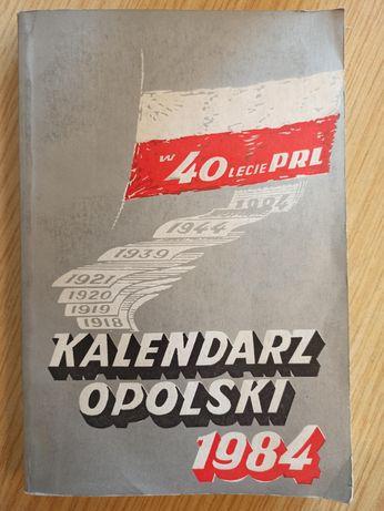Kalendarz Opolski 1997 , Kalendarz Opolski 1984