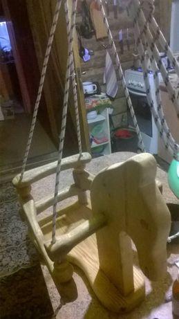 Детская качалка лошадка.