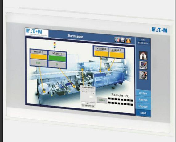 "Panel operatorski 3.5 "" HMI Eaton XV-102-B6-35TQR-10-PLC"