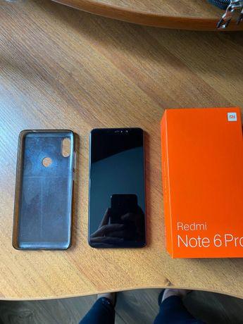 Срочно! Продам телефон Xiaomi Redmi Note 6 Pro