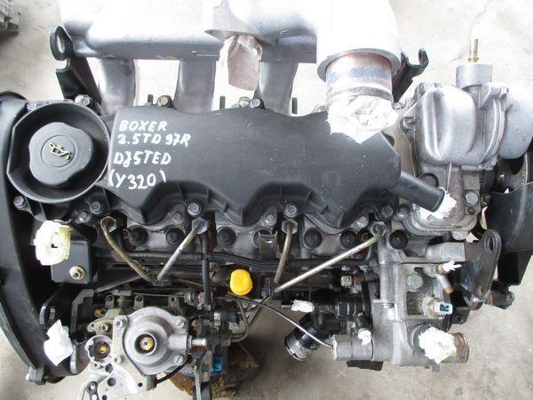 Mотор,двигун,двигатель , Peugeot Boxer,Citroen Jumper,2,5д,(TDI)