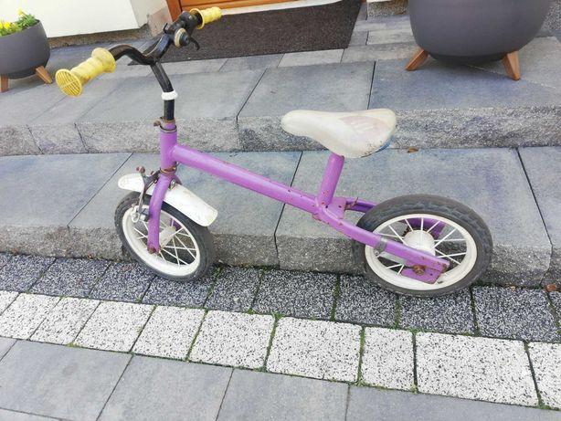 Rower biegowy dziecięcy
