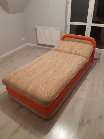 Łóżko używane