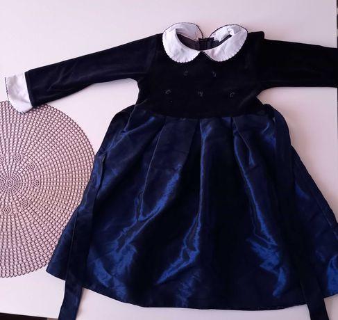 Sukienka 128 dla dziewczynki