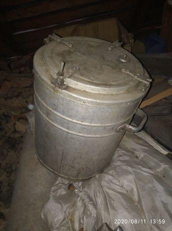 Термос алюминиевый на 36л СССР