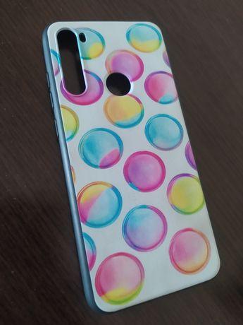 Capa silicone Xiaomi Redmi Note 8 T