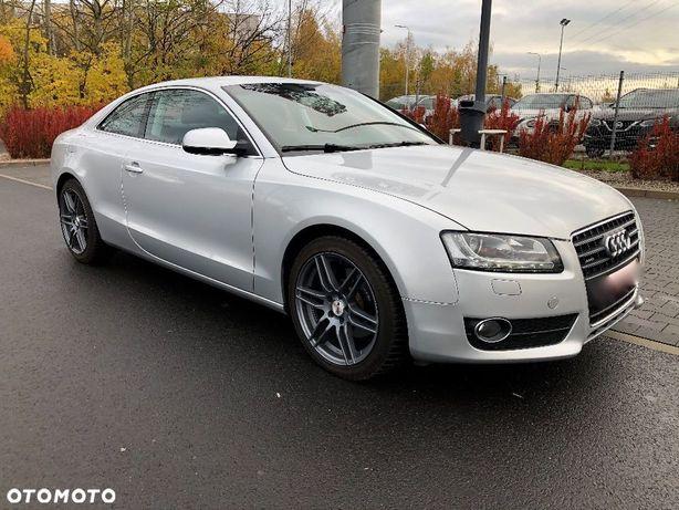 Audi A5 Quattro 2.0TFSi 275KM ABT!,Klima,Xenon+Led,Grzane Fotele;Tempomat,PDC