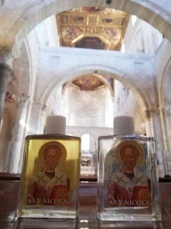 Миро, масло от мощей Святого Николая Чудотворца