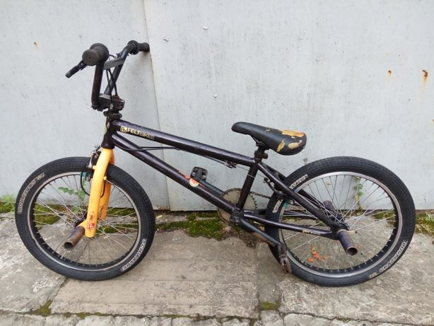 велосипед BMX FELT BIKES б/у оригинал хорошее состояние