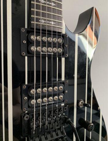 Schecter Synyster Gates  Custom WYMIANA SPRZEDAZ Gitara elektryczna