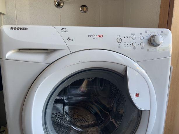 Máquina de lavar roupa Hoover para peças