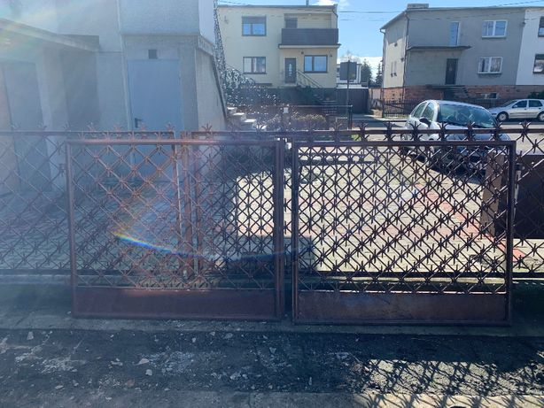 Ogrodzenie, płot brama, bramy