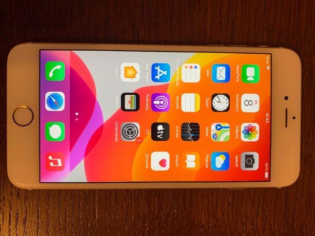 iPhone 6s plus 128 gb gold. Nowa bateria