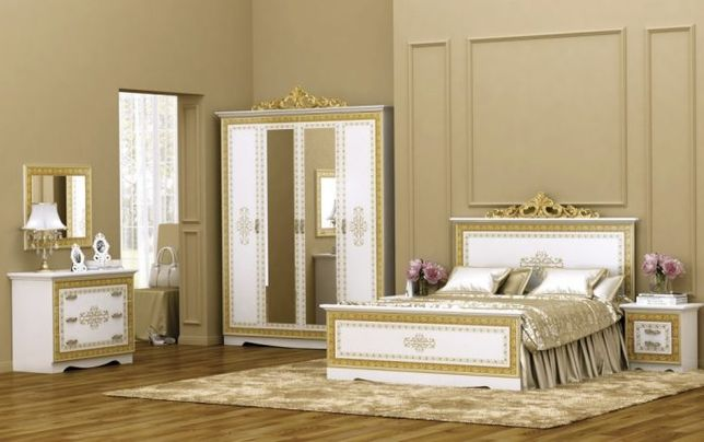 Спальни разные