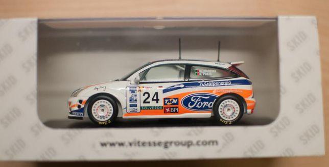 "Skid - Ford Focus WRC ""Galp"" #24 Tap Rali Portugal - R. Madeira"