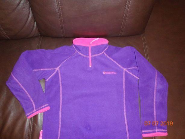 Bluza polarowa/polar Mountain Warehouse 11-12 lat