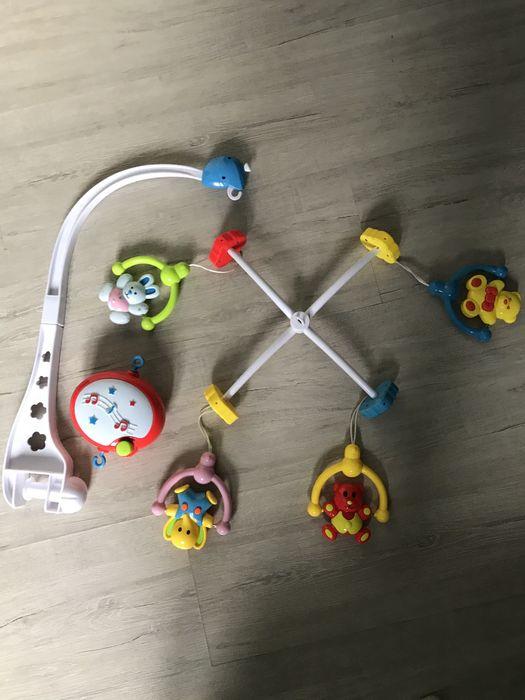 Детский мобиль, каруселька на кроватку Мелитополь - изображение 1