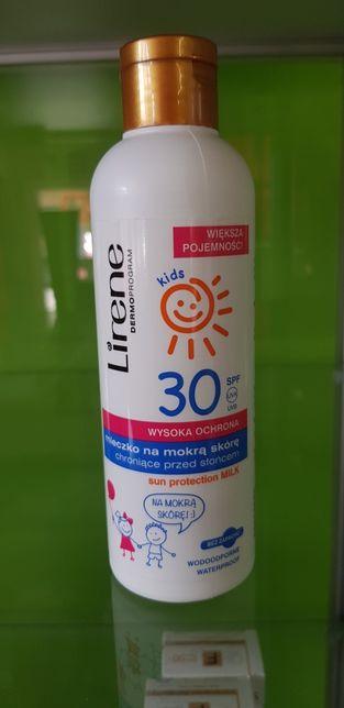 Lirene Kids Mleczko na mokrą skórę 30 SPF