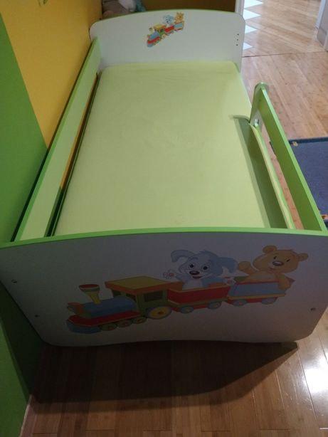 Łóżko dziecięce - PILNIE SPRZEDAM