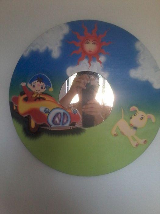 Quadro - Espelho do Noddy Seixo de Gatões - imagem 1