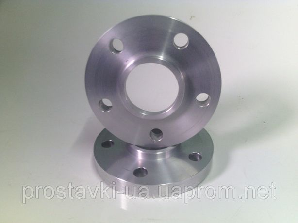17Проставки дисков Mersedes 5х112 толщина 15 мм.
