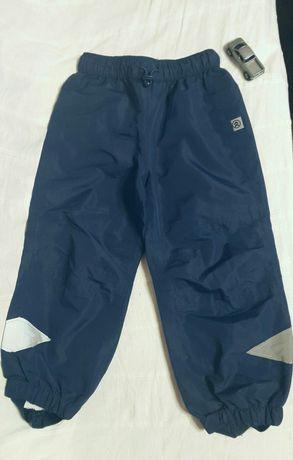 Nieprzemakalne spodnie narciarskie Cool Club rainwear na 104 cm, 3-4 l