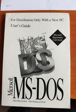 Instrukcja obsługi MS-DOS