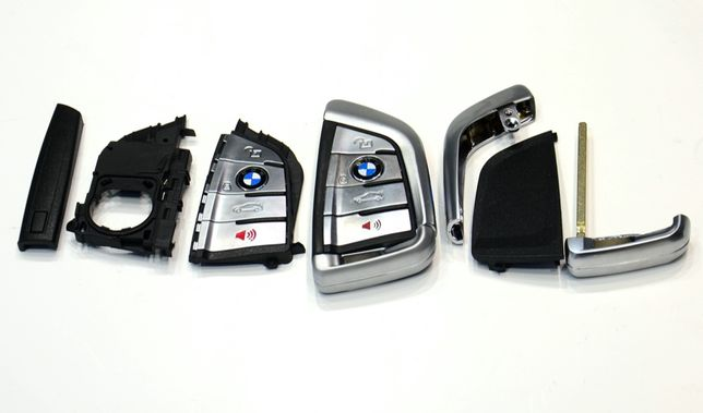 Корпус ключа BMW X5 F15 X6 F16 ключ корпус бмв х5 ф15 х6 ф16 парус