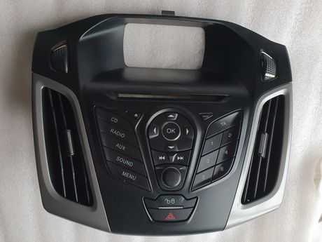 Panel radia radio Ford Focus MK3