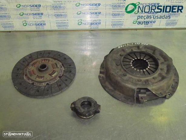 Kit embraiagem prensa+rol+disco Nissan Navara (D22)|98-01