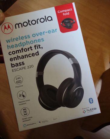 słuchawki Motorola