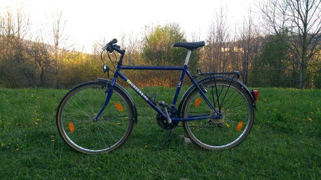 """Rower trekkingowy męski THUNDERBIRD OHIO niebieski (rozmiar koła: 26"""")"""