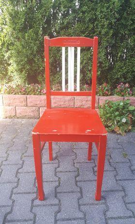 Stare krzesło drewniane