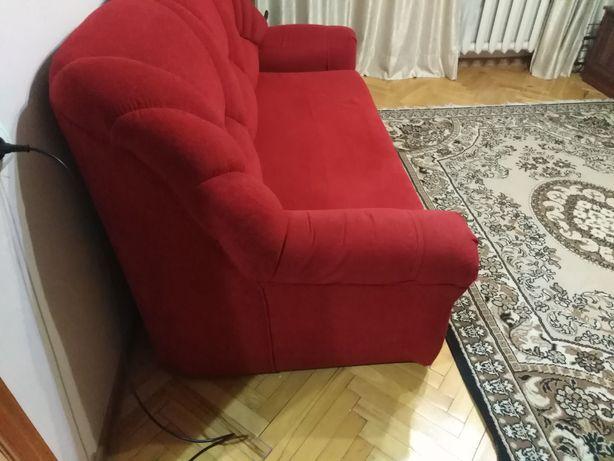 Диван  з кріслом