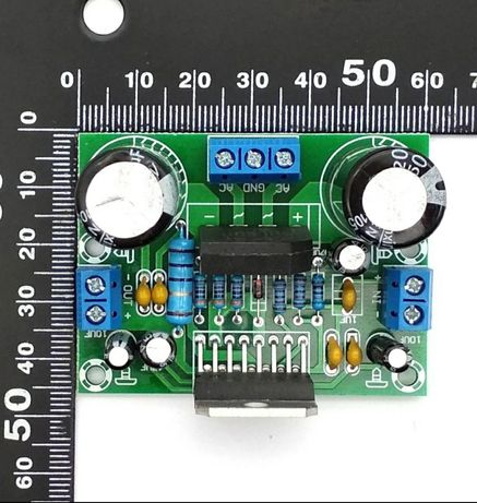 Усилитель TDA7293 + термопаста в подарок