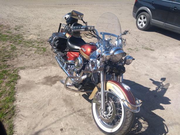 Sprzedam Chopper Yamaha Drag Star Stan idealny