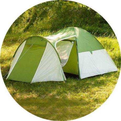 Бесплатная доставка! Туристическая палатка Monsun 3 х местная