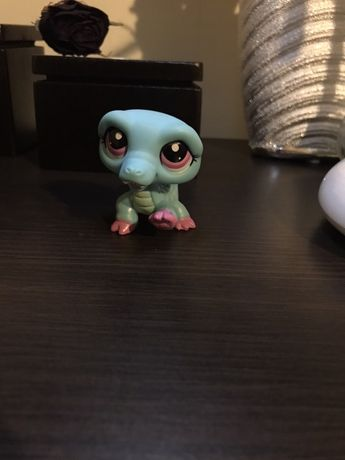 Figurka Littlest PetShop krokodyl